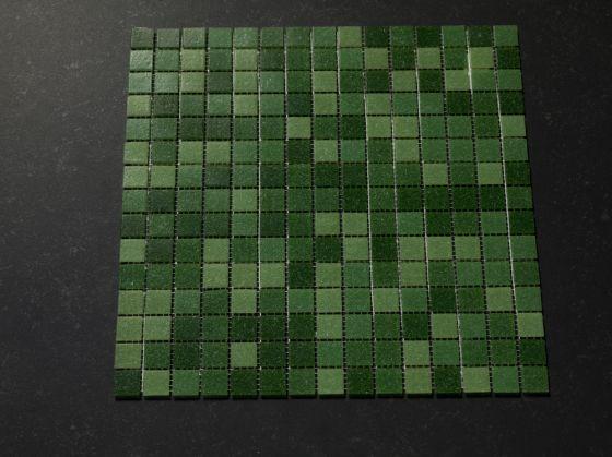 Groene Mozaiek Tegels : Zwembad mozaïek tegels groen mix otiles