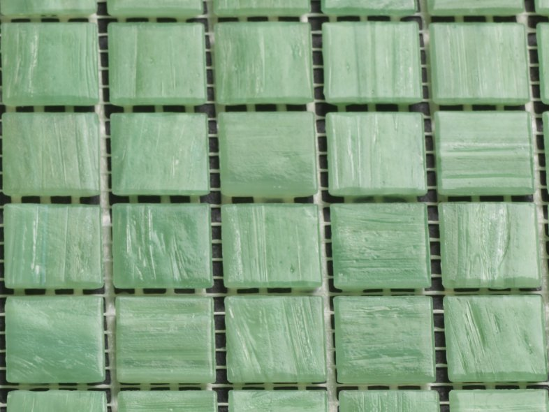Groene Mozaiek Tegels : Mozaiek licht groene witte nevel tegel otiles
