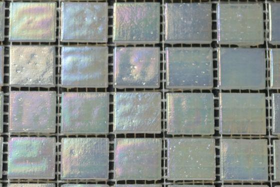 Glas Mozaiek Tegels : Mozaiek tegels wit pearl otiles