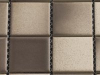 MHCA 16 cappuccino beige mix 48x48x5mm ANTI SLIP UITLOPEND !
