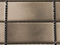 MHCA 17 cappuccino beige mix 95x45x5mm ANTI SLIP
