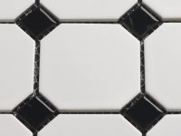 MHCE 35 white black insert 90x90x5mm
