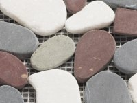 MHNS 45 flat pebble mix 30/70x7mm