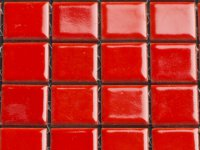 MHCE 06 red - glossy 25x25x5mm